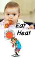 eat heat